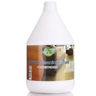 锐神(ruishen)地板清洁剂 3.8kg 清香去污 除尘 防静电 *2件