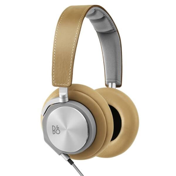 B&O PLAY BeoPlay H6 耳罩式头戴式有线耳机 自然色 3.5mm