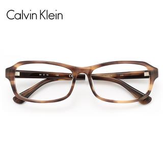 Calvin Klein 卡尔文·克莱 复古板材眼睛框镜架+1.60防蓝光镜片