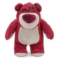 Disney 迪士尼 玩具总动员 Lotso 中号 草莓熊毛绒公仔