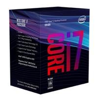 intel 英特尔 Core 酷睿 i7-8700K 处理器