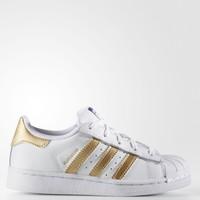 adidas 阿迪达斯 Originals Superstar 儿童休闲运动鞋