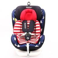 reebaby 瑞贝乐 汽车儿童安全座椅 ISOFIX接口 0-12岁