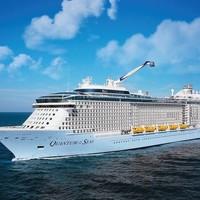 邮轮樱花季:海洋量子号 上海-日本广岛+高知5天4晚游