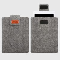 白菜党:gvh iPad毛毡保护套 mini/iPad通用 2色可选