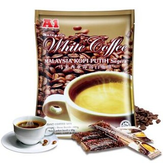 A1 马来西亚原味白咖啡15条 600g