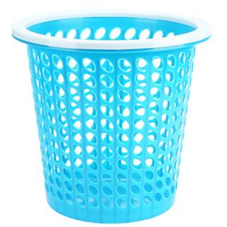 艺姿   家用大号软塑压圈垃圾桶   YZ-GB105 *3件