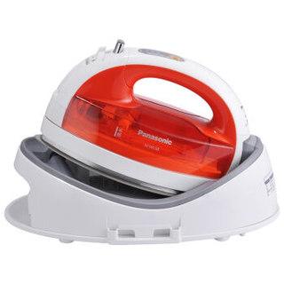 松下(Panasonic)电熨斗NI-WL50无绳蒸汽熨烫系列(玫瑰红)