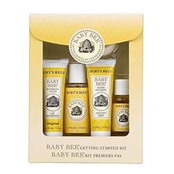 BURT'S BEES 小蜜蜂 Getting Started Kit 婴儿护理洗护用品 5件套