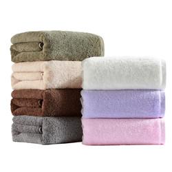 三利 纯棉家用大浴巾1条 70cm*140cm