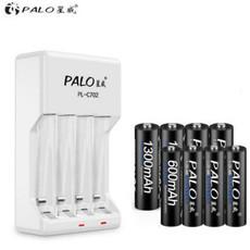 星威 充电电池充电器套装 5号7号各4节