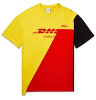 VETEMENTS DHL 中性款 T恤