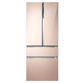 三星510升多门冰箱 智能变频 双循环精致保鲜 金属匀冷却 节能静音RF50MCBH0FE/SC