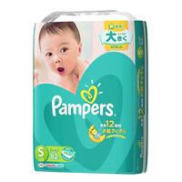 Pampers 帮宝适 绿帮 干爽纸尿裤 S82片