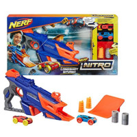 NERF 热火 火箭飞车系列 C0784 爆破发射器