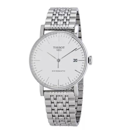 TISSOT 天梭 魅时系列 T109.407.11.031.00 男士自动机械手表