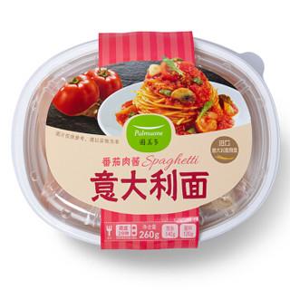 圃美多 番茄肉酱微波意大利面  260g 面条 (2件起售)