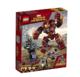 凑单品:LEGO 乐高 超级英雄系列 76104 钢铁侠反浩克装甲 $23.99(约¥200)