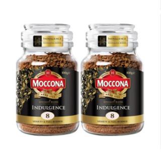 Moccona 摩可纳 Indulgence 咖啡馆系列 冻干速溶咖啡