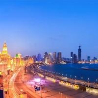 石家庄-上海6天往返含税机票 赠上海城市观光巴士券