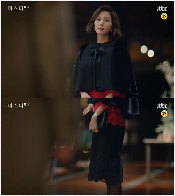 识衣间 VOL.79:跟《迷雾》学大女主穿搭——女神进化论,从选个红包开始