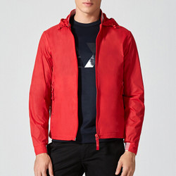 Armani Exchange 8NZB44-ZNW5Z RED1400 男士外套 *3件