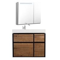 KOHLER 科勒 K-20020T-H14 博纳浴室柜组合 905mm (包含龙头76602+镜柜)