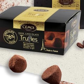cemoi 赛梦  黑松露形 巧克力 100g+凑单品