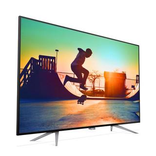 历史新低、限地区 : PHILIPS 飞利浦 65PUF6721/T3 65英寸 4K液晶电视