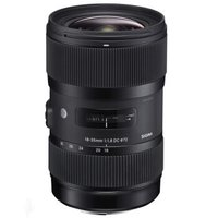 SIGMA 适马 ART 18-35mm F1.8 DC HSM 广角变焦镜头 佳能卡口