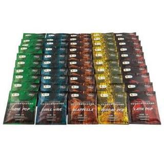 中粮 珂菲·诺(Kofno)五彩音符挂耳咖啡量贩装 进口阿拉比卡无糖黑咖啡 50袋*10g 年货 送礼 大礼包