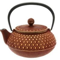 Iwachu 岩铸 蜂巢 日本铸铁茶壶 660ml