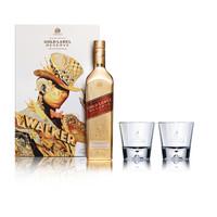 历史新低:JOHNNIE WALKER 尊尼获加 金牌 珍藏调配苏格兰威士忌 750ml *3件