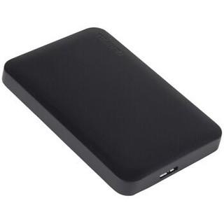 东芝(TOSHIBA)CANVIO READY B2系列 1TB 2.5英寸 USB3.0移动硬盘 黑色
