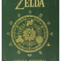 《The Legend of Zelda: Hyrule Historia 塞尔达传说:海拉尔编年史》 (英文原版)