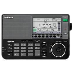 山进(SANGEAN)ATS-909X 专业化数调收音机 黑色