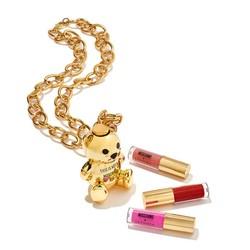 MOSCHINO & Sephora 联名彩妆 小熊唇釉套装