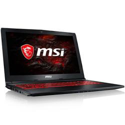msi 微星 GL62M 7RDX-2600CN 15.6英寸游戏本 (i7-7700HQ、8GB、1TB、GTX1050 4G)