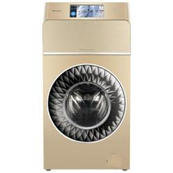 Hisense 海信 XQG120-D1400YFTI 12公斤 变频 滚筒洗衣机