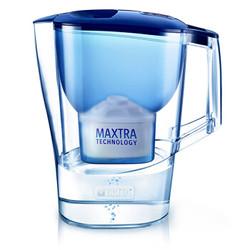 碧然德Brita滤水壶Aluna摩登系列3.5L套装蓝色 家用净水器过滤器办公室净水壶1壶1芯