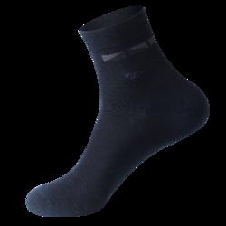 SEPTWOLVES 七匹狼 男士纯棉中筒长袜 6双装