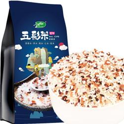 十月稻田 五彩米 1kg
