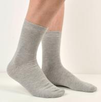 欧蒂爱 中筒男士棉袜*5双 多种颜色可选