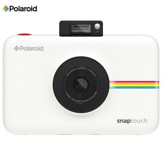 宝丽来(Polaroid)Snap Touch 拍立得相机 白色 (1300万 1080P  3.5英寸触屏 预览打印 手机蓝牙 可编辑)