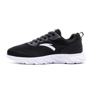ANTA 安踏 男鞋跑步鞋透气网面跑鞋轻便耐磨减震跑鞋休闲运动鞋