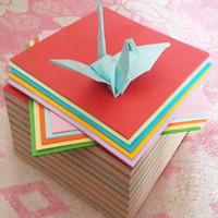 北斗 儿童手工折纸 15*15cm*200张 10色
