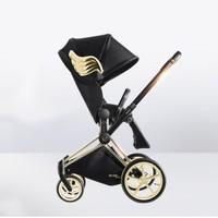 Cybex 赛百适 PRIAM系列 Jeremy Scott合作款 婴儿推车