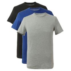 TOMMY HILFIGER 汤米·希尔费格 纯色T恤 3件装