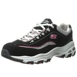 SKECHERS 斯凯奇 Sport D'Lites 女款运动鞋 *2双