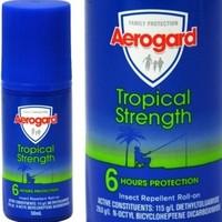 凑单品:Aerogard 强效驱蚊防蚊滚珠 50ml